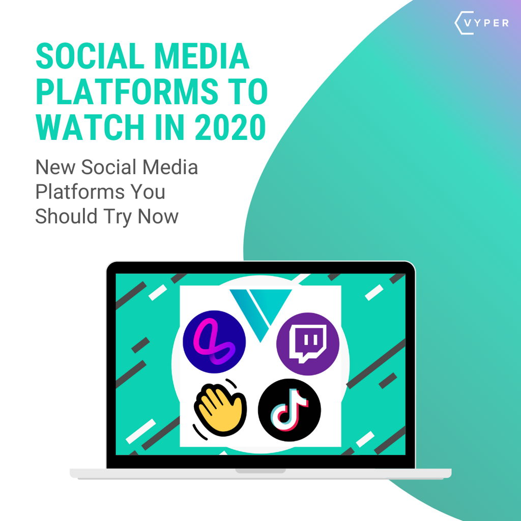 Social media platforms to watch post