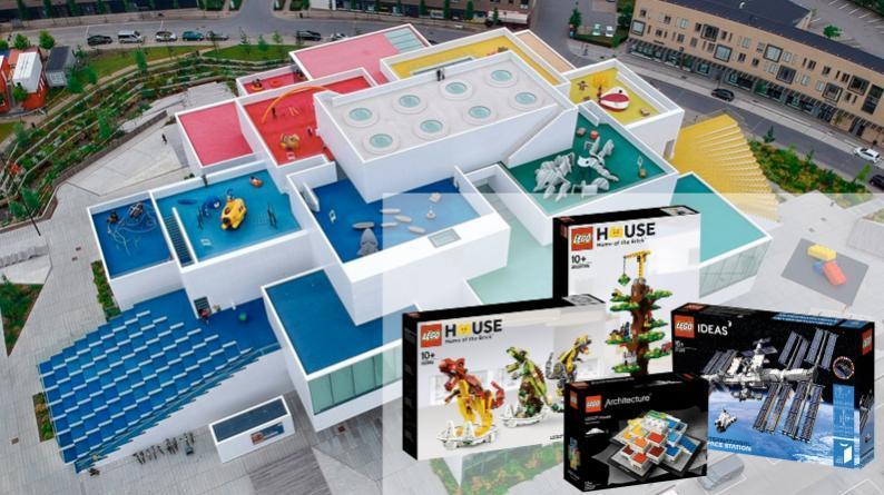 Lego Ideas Prize