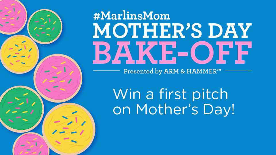 Mothers day bakeoff