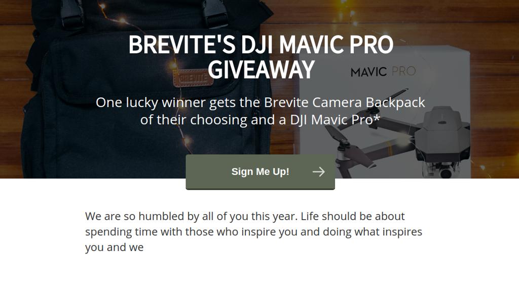 Brevite Giveaway