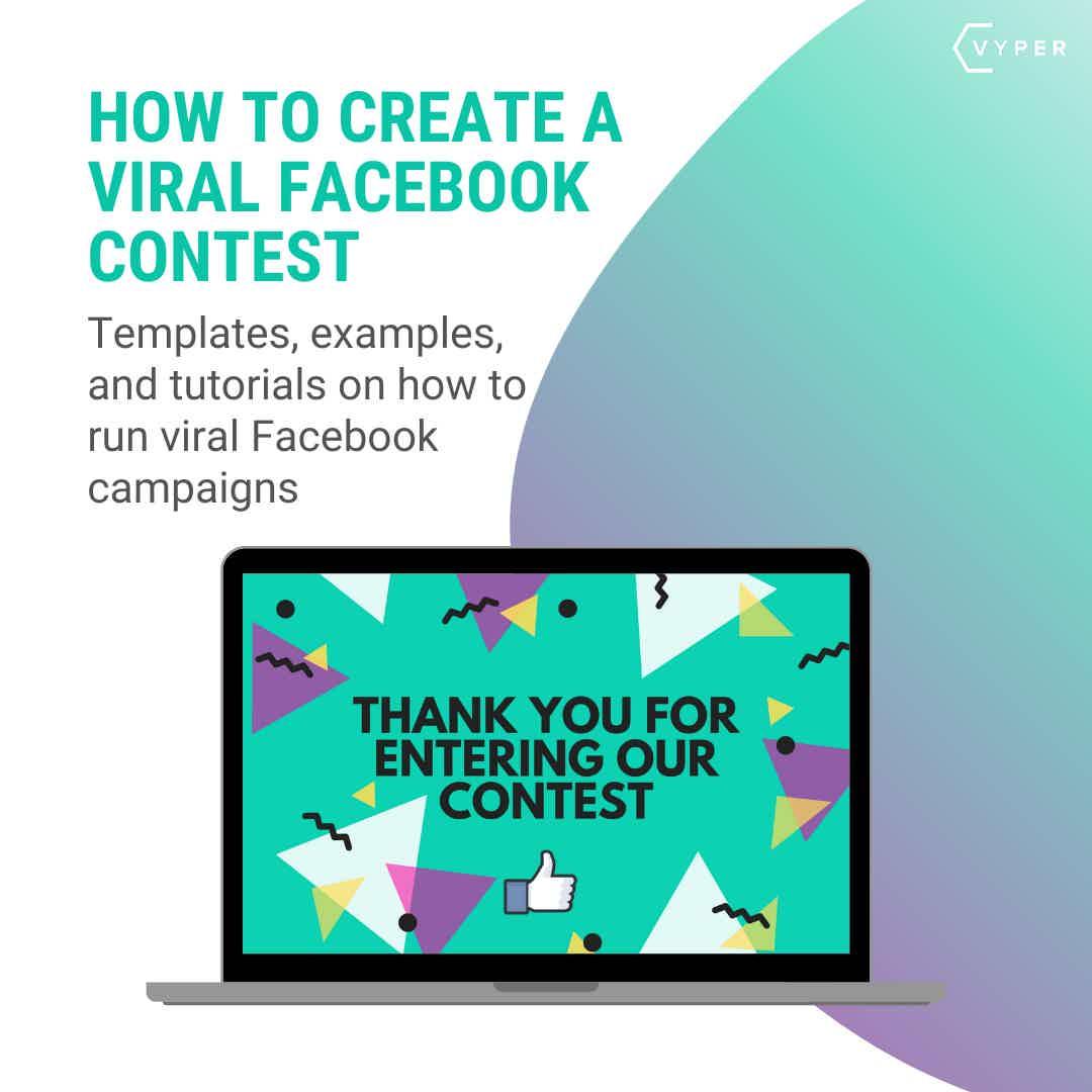 Facebook viral contest