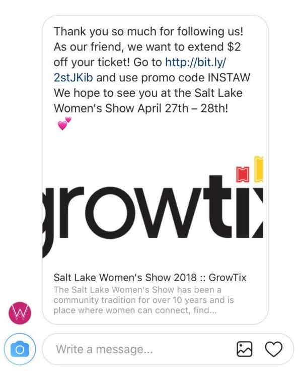 Why Not To Hard Sell in Instagram DMs