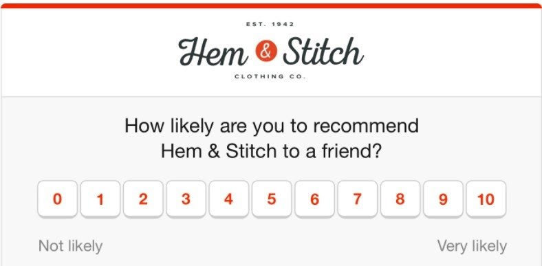 Hem & Stitch Survey