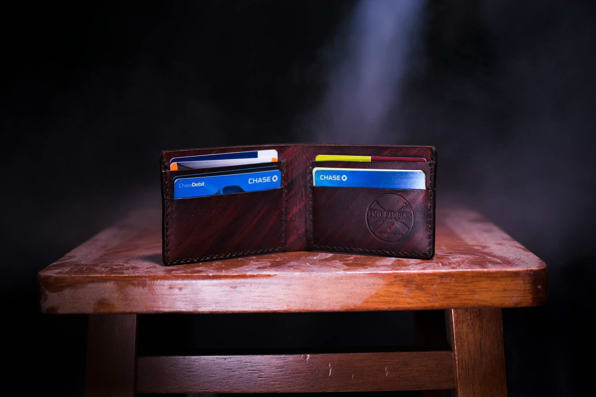 Leather wallet unsplash