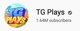 TG Plays Subscribers
