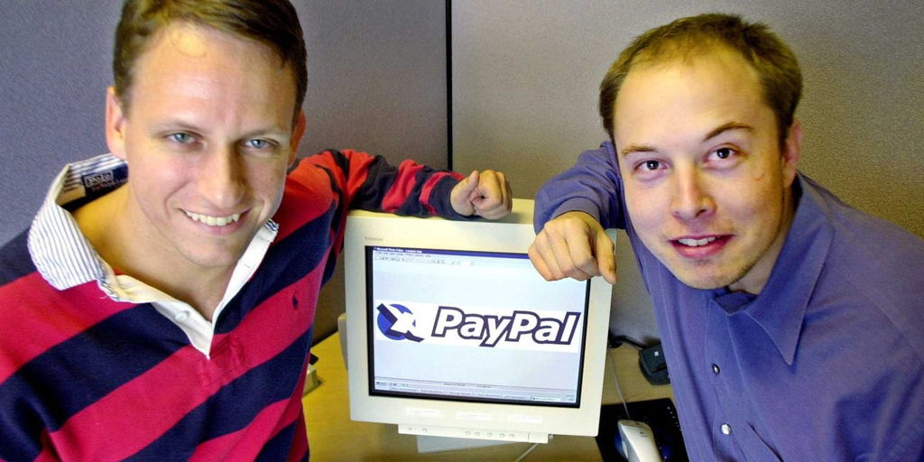 Paypal startup