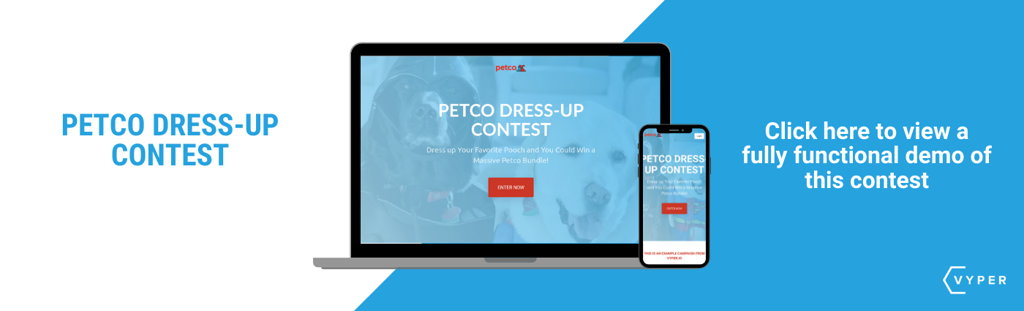 Petco demo vyper contest