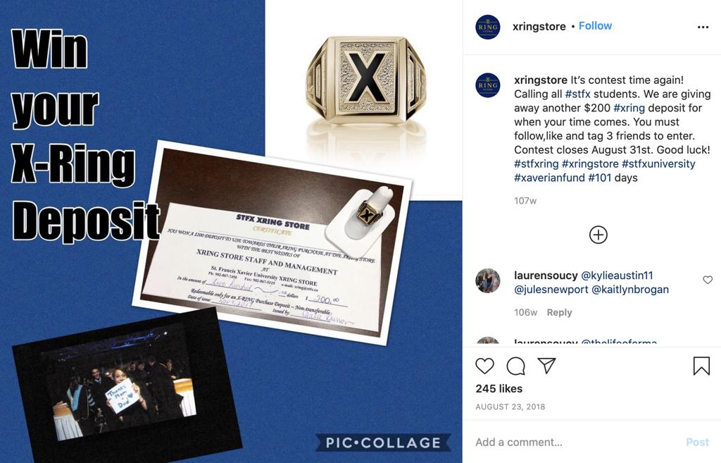 Xringstore Instagram