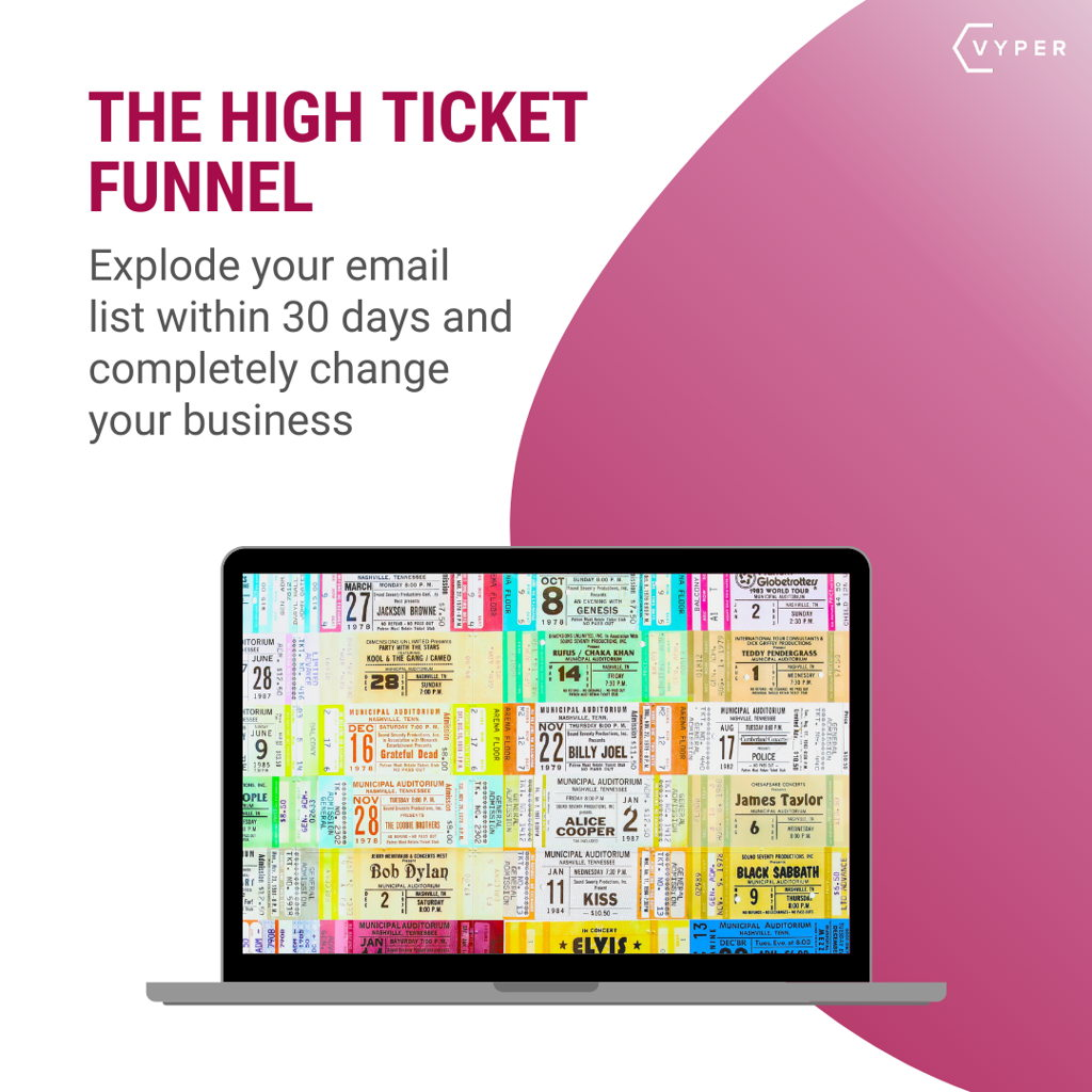The High Ticket Funnel