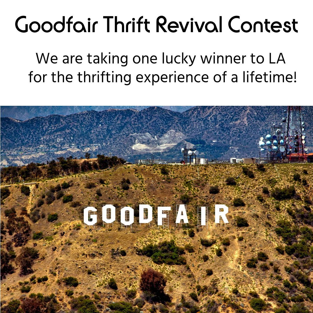 Goodfair Thrift Revival Contest Sweepstakes
