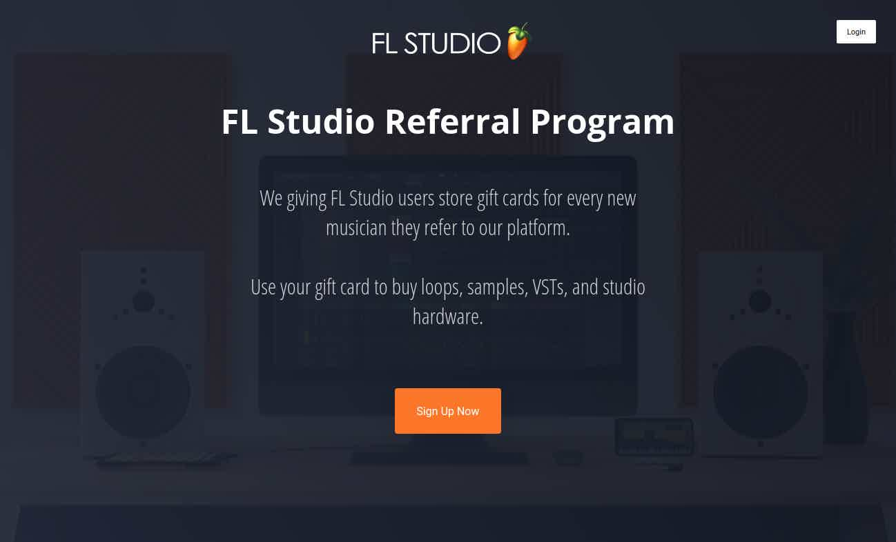 FLStudio referral program