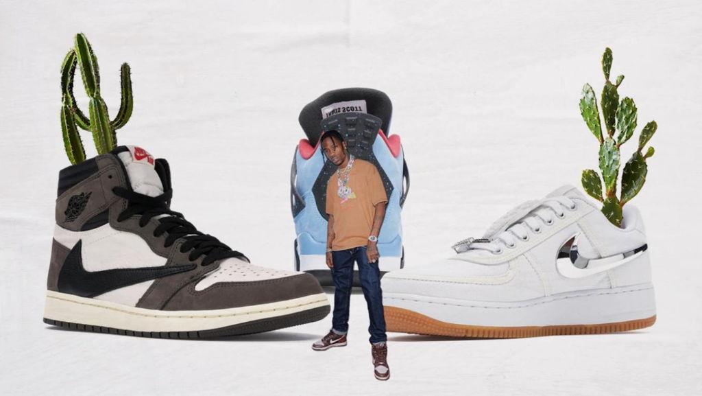 Travis Scott Sneakers