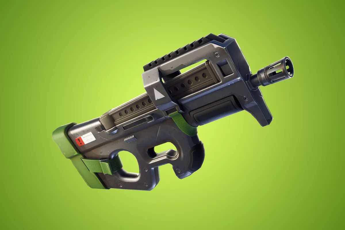 Fortnite SMG Controversy
