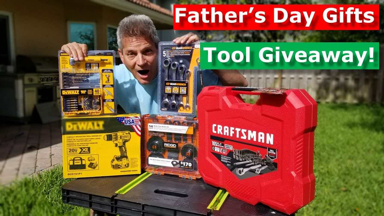 Jeffostroff Fathers Day Giveaway Stream