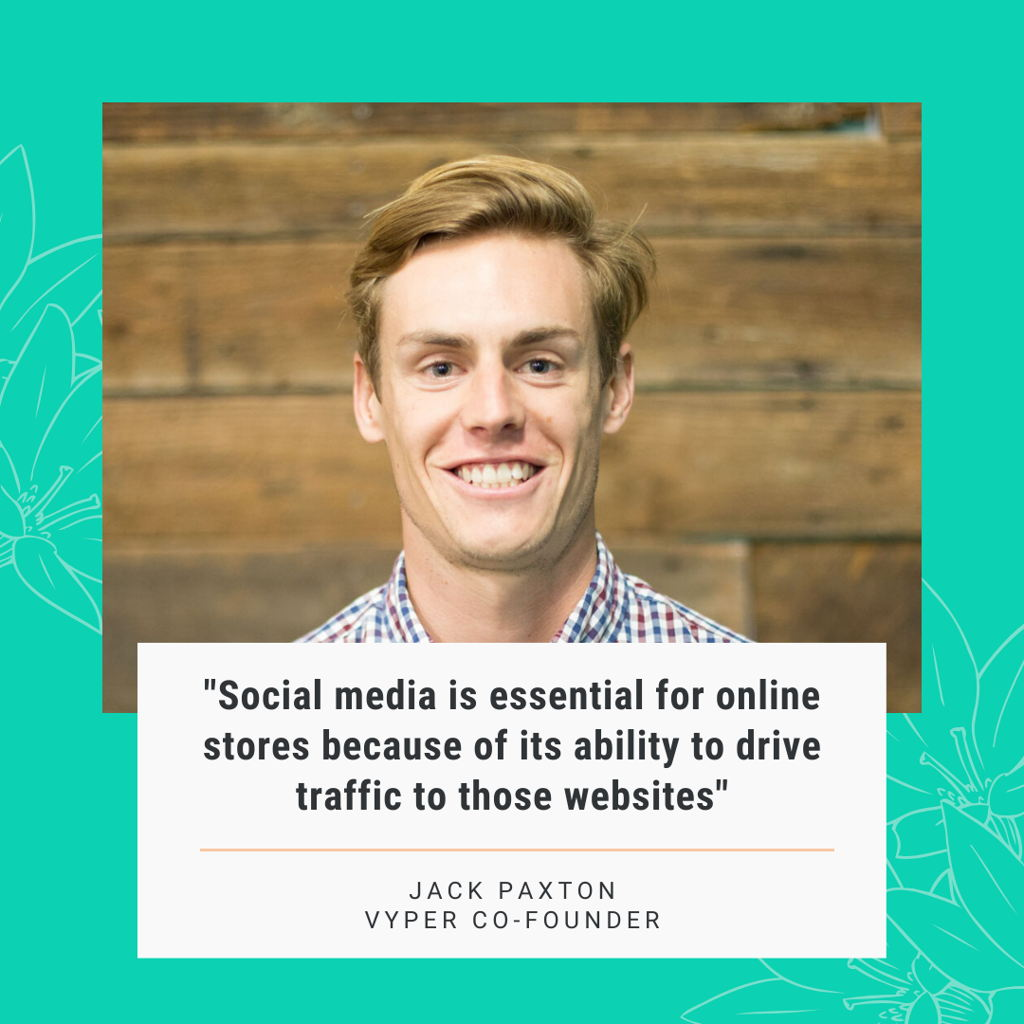 social media in ecommerce