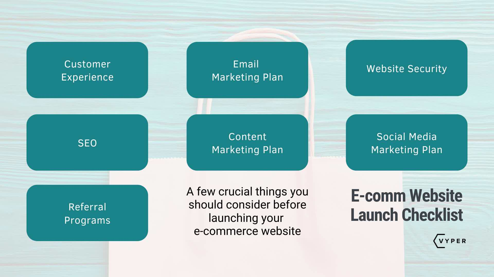 Ecommerce Website Launch Checklist