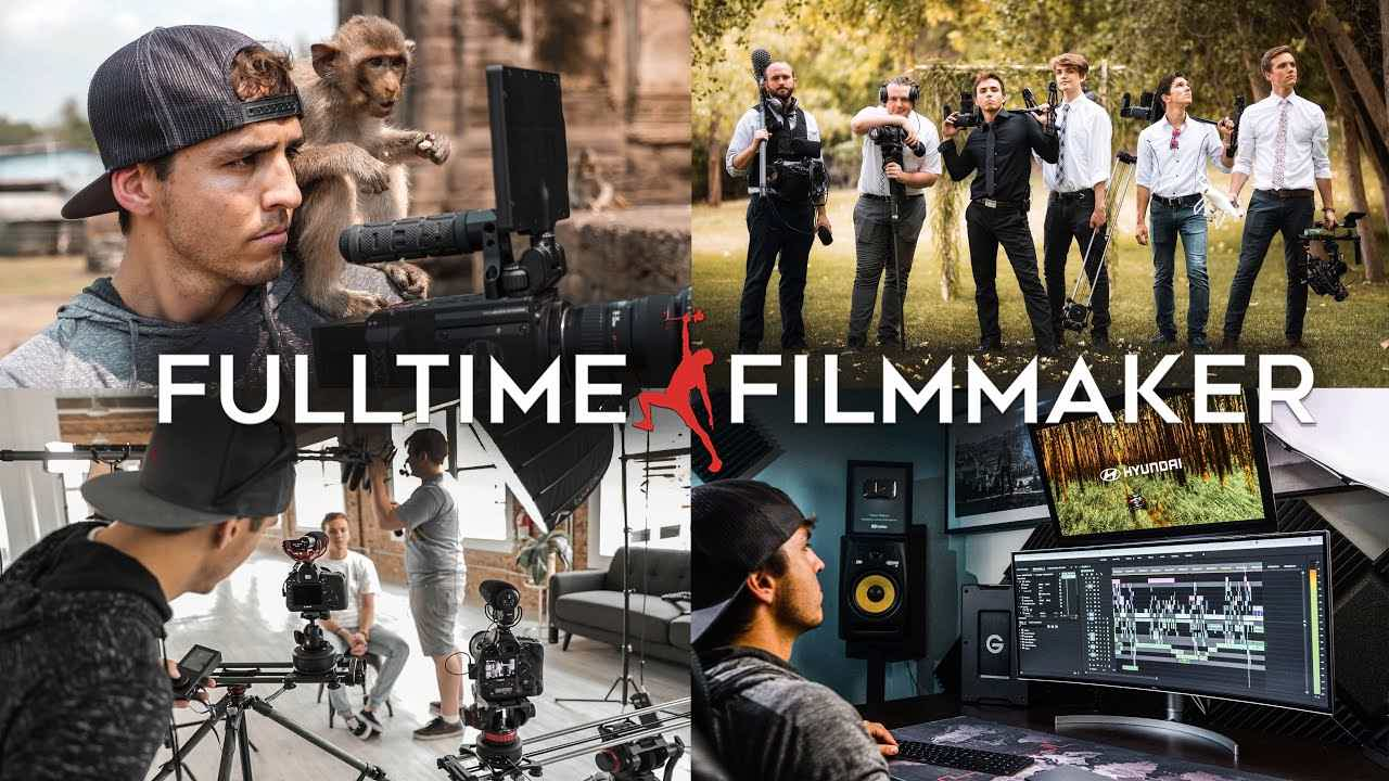 Fulltime Filmmaker course