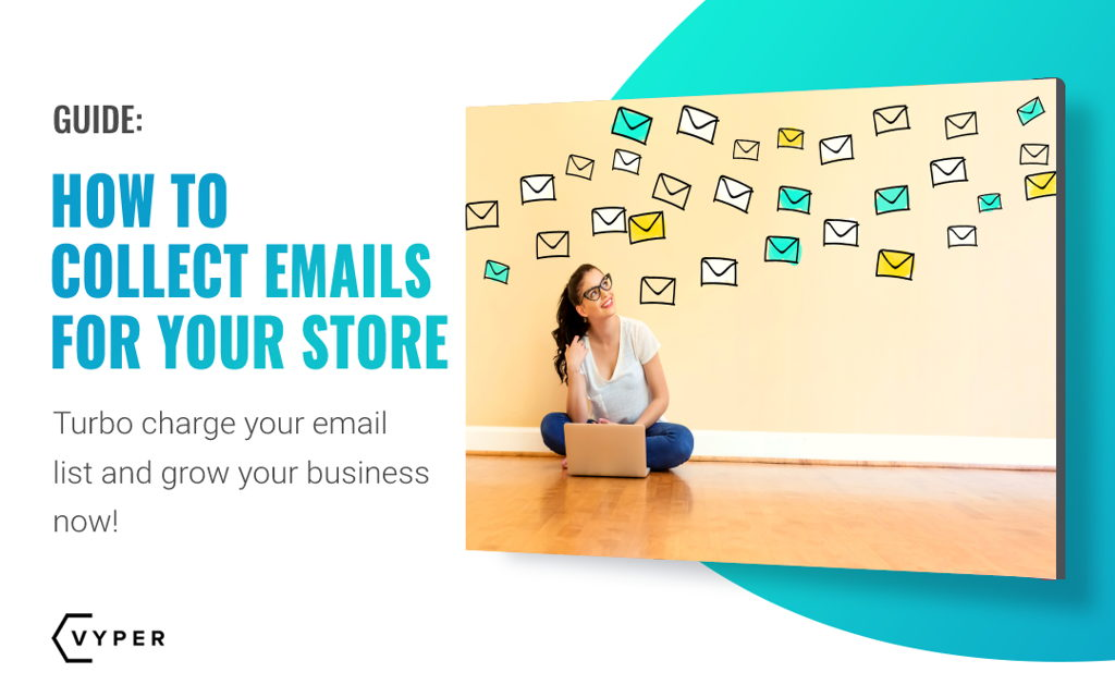 How to collect emails