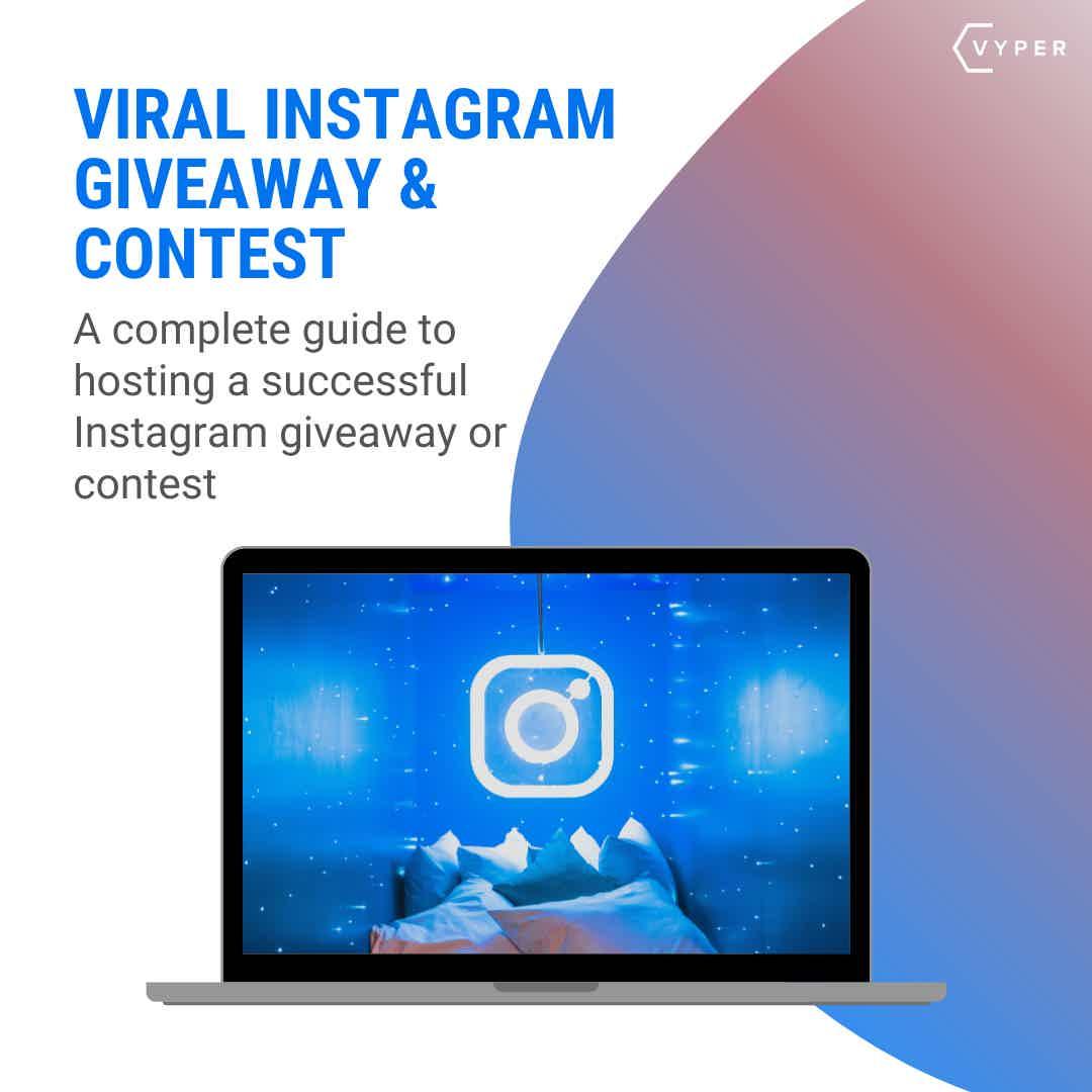Viral Instagram Giveaway