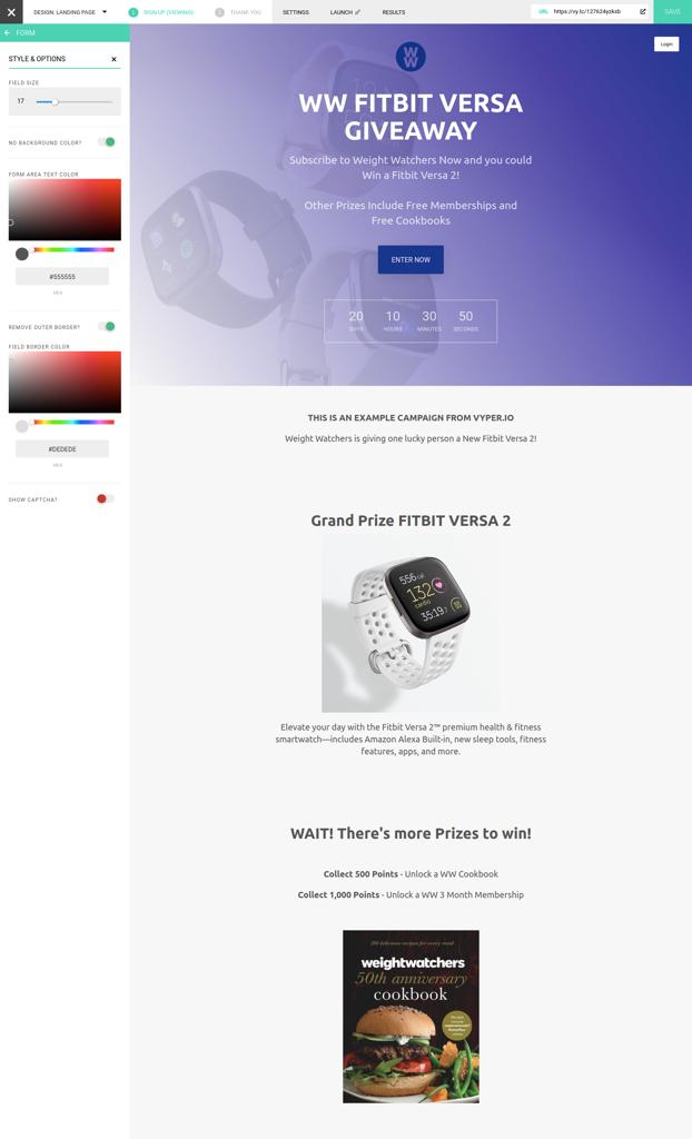 WW Fitbit Giveaway Tutorial 02