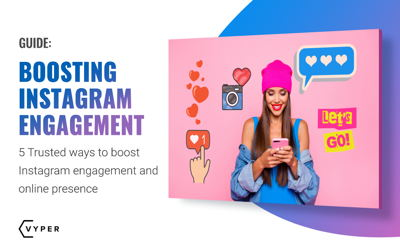 5 Trusted Ways to Boost Instagram Engagement and Online Presence