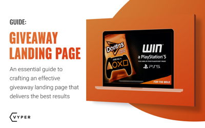 The Essential Giveaway Landing Page Guide