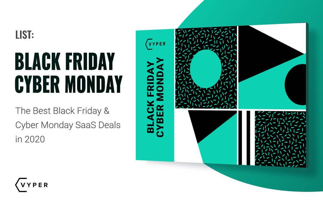 VYPER Black Friday Cyber Monday