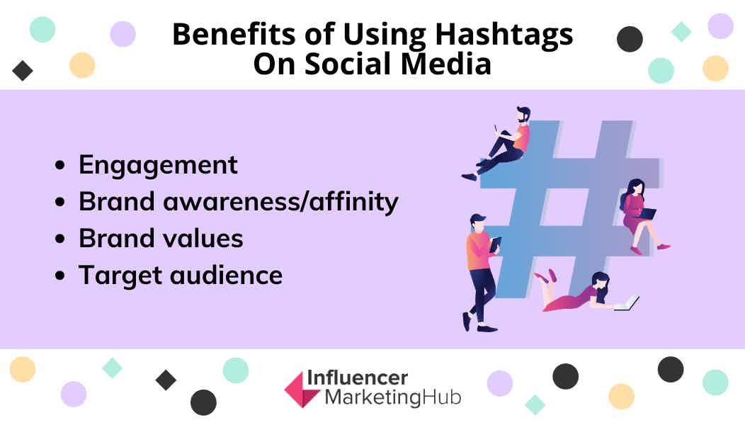 Benefits of Hashtags