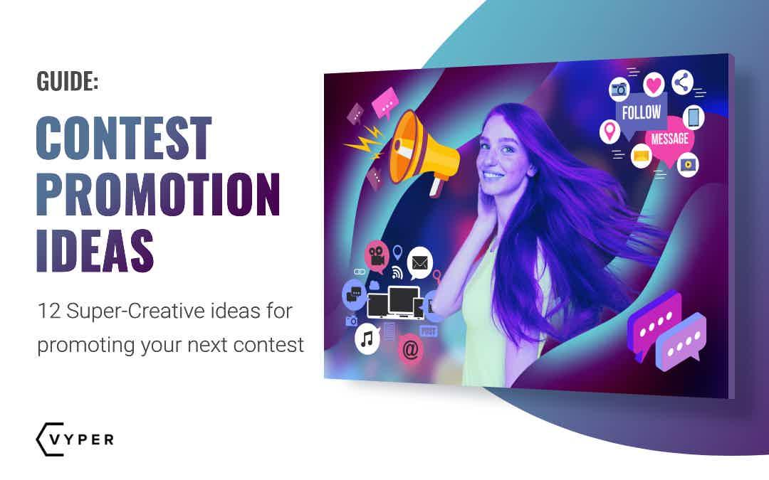 Contest Promotion Ideas