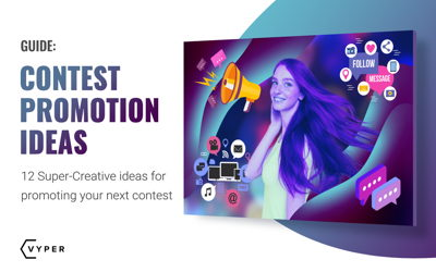 12 Creative Contest Promotion Ideas to Supercharge Your Next Campaign