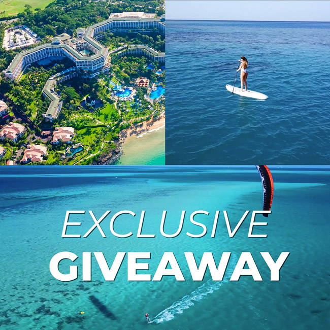 online contests, sweepstakes and giveaways - Rise2Maui Dream Trip Giveaway