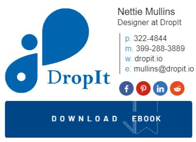 Dropit signature