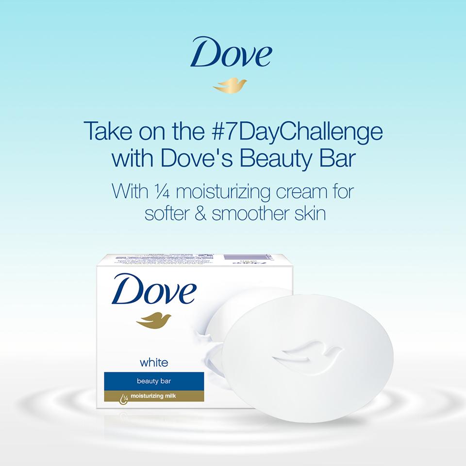 Dove 7 day challenge