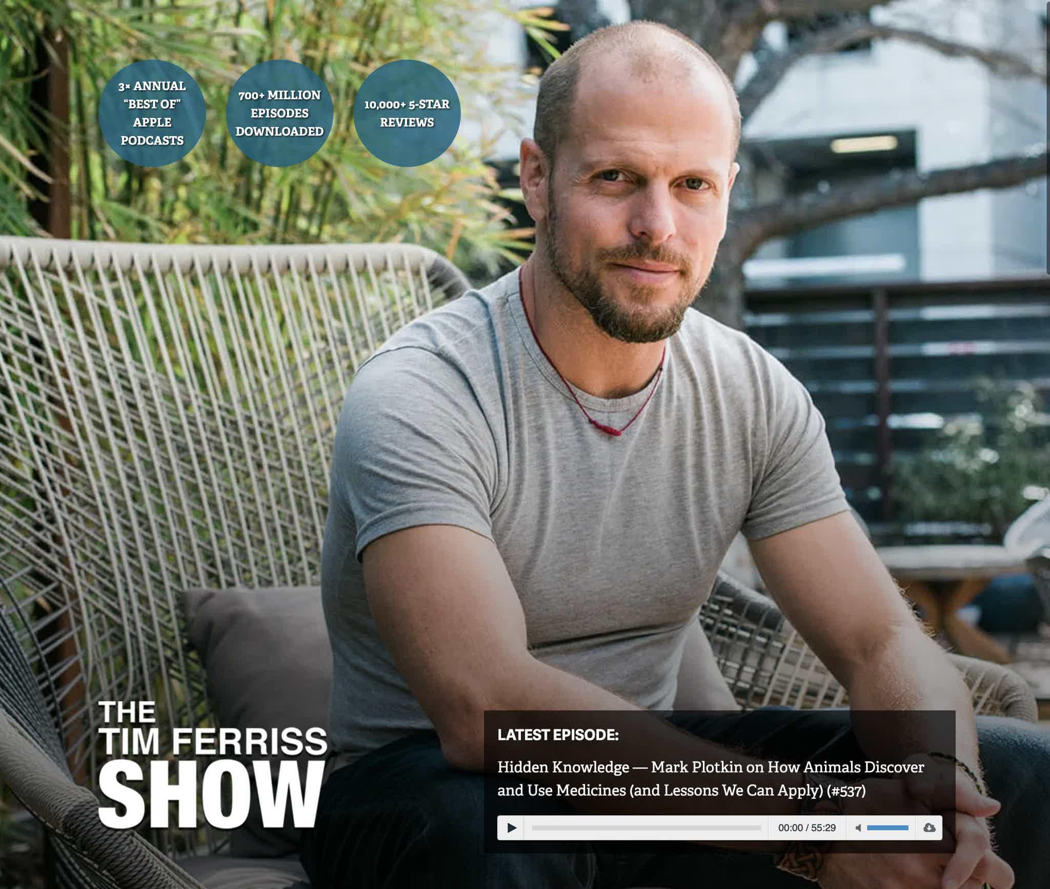 The Tim Ferriss Show