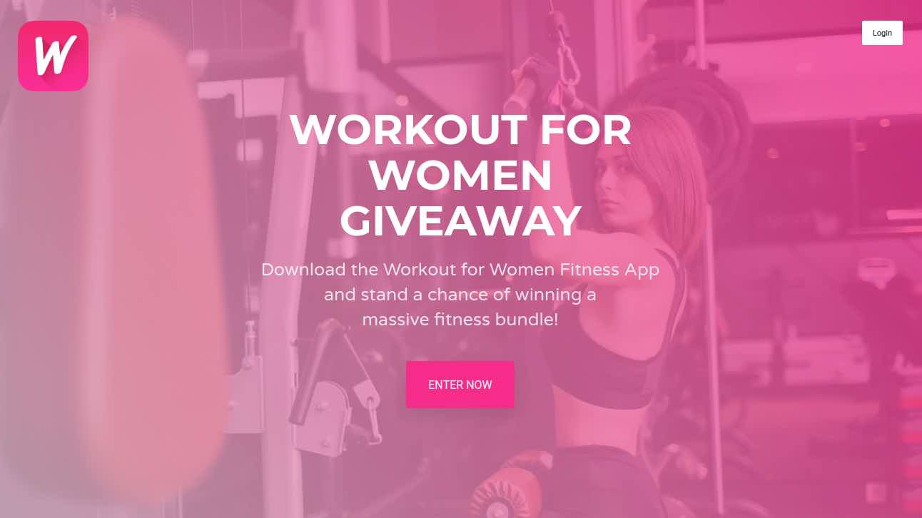 Workout for Women Giveaway
