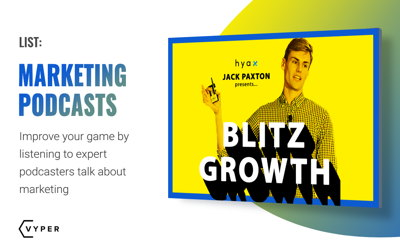 Best Marketing Podcasts That Will Supercharge Your Marketing Game