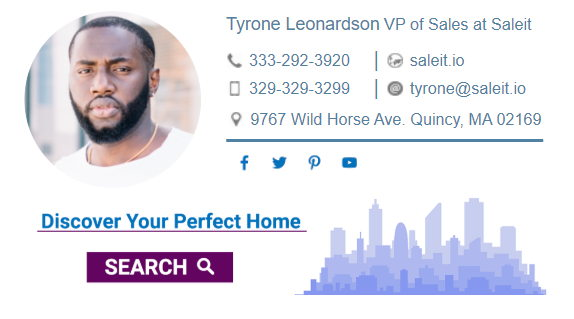 Tyrone signature