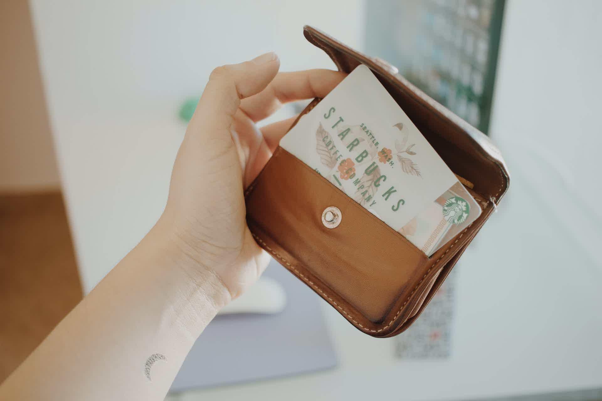 Starbucks Rewards Unsplash